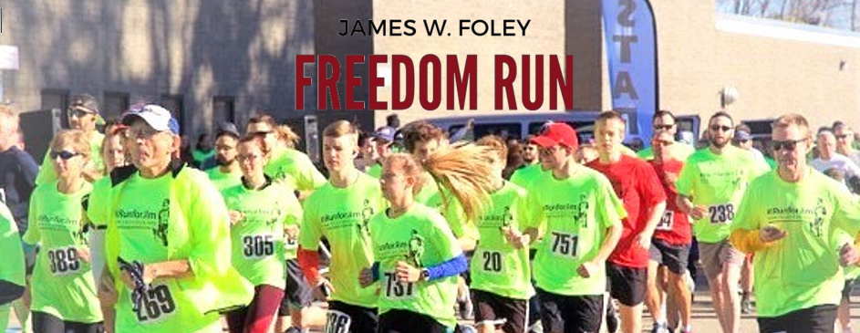 2020 James W. Foley Freedom Run